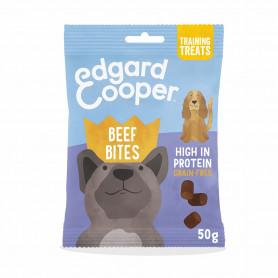 Edgard & Cooper, premios sin cereales con vacuno, fresa y mango