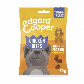 Edgard & Cooper, premios sin cereales con pollo, arándanos y manzana