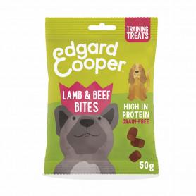 Edgard & Cooper, premios sin cereales con cordero, vacuno, pera y manzana