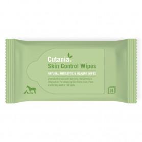 Cutania SkinControl Wipes