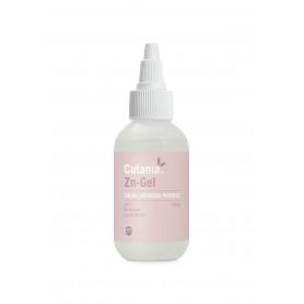 Cutania Zn-Gel Solución Dermatológica Acción Calmante e Higienizante
