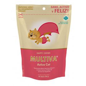 Multiva Active Cat multivitaminíco y multimineral