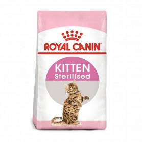 Royal Canin Kitten Sterilised pienso para gatitos esterilizados