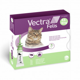 Vectra Felis Pipeta antiparasitaria para gatos