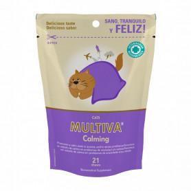 Multiva Calming para problemas de Ansiedad y/o Estrés para gato