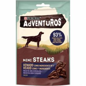 Purina Adventuros Mini Steaks Venado para perro