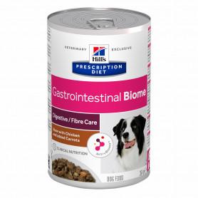 Hill's Prescription Diet Gastrointestinal GI Biome Estofado para perros con Pollo y Verduras (lata)