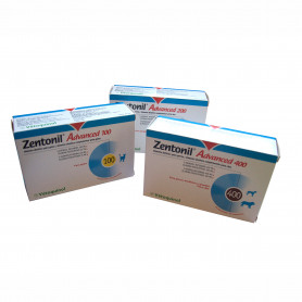 Zentonil Advanced para perro y gato