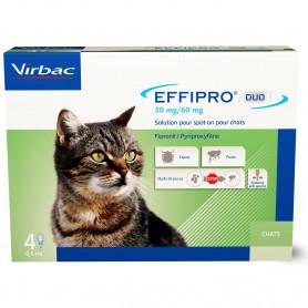 Effipro DUO Spot On Gatos