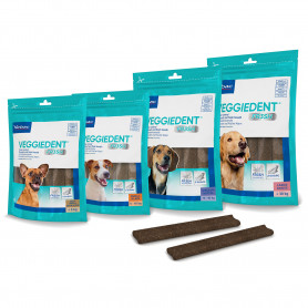 VeggieDent Fresh Snack dental para perros