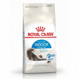 Royal Canin Indoor Long Hair 35 pienso para gato adulto de interior pelo largo