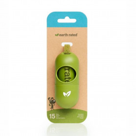 Earth Rated Dispensador 15 bolsas sin aroma