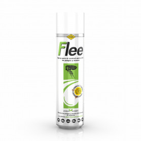 Flee Spray Antiparasitario Ambiental para perros y gatos