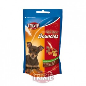 Soft Snack Bouncies, 75 g, ave, cordero y tripa