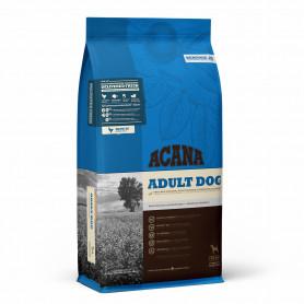 Acana Adult Dog Pienso Natural para Perros de Todas las Edades con Pollo, Huevo, Pescado y Verdura