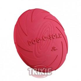 Dog Disc, Caucho natural