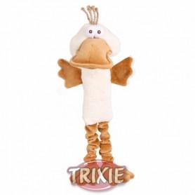 Pato con piernas elásticas, Peluche, 36cm