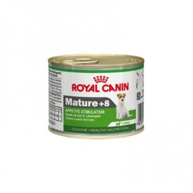 Royal Canin Health Nutrition Húmedo Mature +8