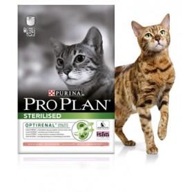 Pienso Purina Pro Plan Sterilised Gt Salmon para gatos esterilizados