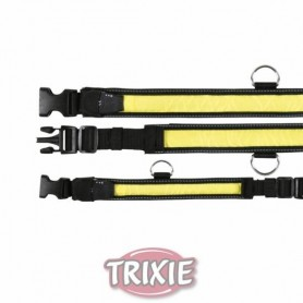 Collar Flash - Negro/Yellow