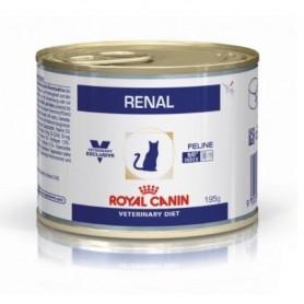 comida húmeda para gatos Royal Canin Renal Feline