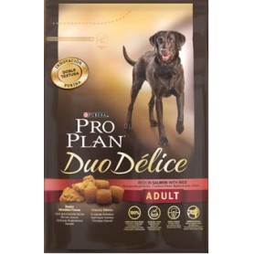 Purina Pro Plan Duo Delice Salmón & Arroz