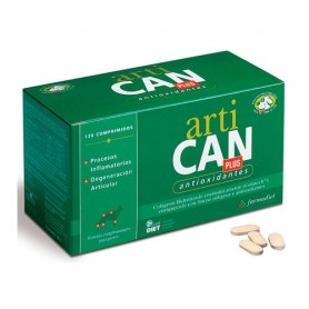 Artican Plus Antioxidantes 120 comp.