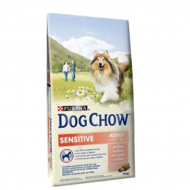 Dog Chow Sensitive Salmón y Arroz