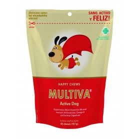 Multiva Active Dog, multivitamínico para perros