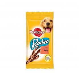 Pedigree Rodeo Buey, Snacks para perros, golosinas suaves