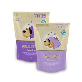 Multiva Calming, Snacks para gatos