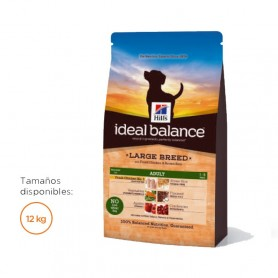 Hill's Ideal Balance Adult Large Breed, pienso para perros naturales