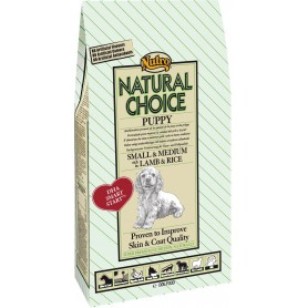 Nutro Natural Choice Puppy Small & Medium Lamb & Rice, pienso para perros naturales