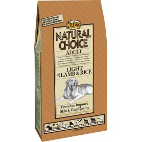 Nutro Natural Choice Adult Light Lamb & Rice