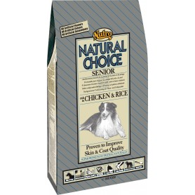 Nutro Natural Choice Senior Chicken & Rice