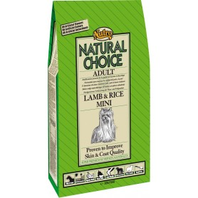 Nutro Natural Choice Adult Lamb & Rice Mini