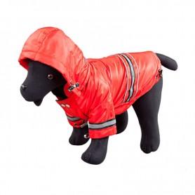 Anorak Larry - Rojo, Ropa para perros