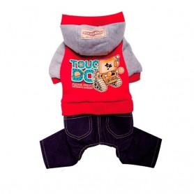 Sudadera Pantalón Dylan, Ropa para perros