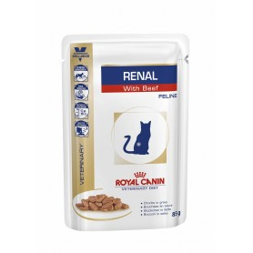 Royal Canin Veterinary Diet Renal (Buey)