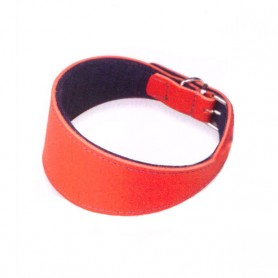 Collar Galgo Cuero Superfelt