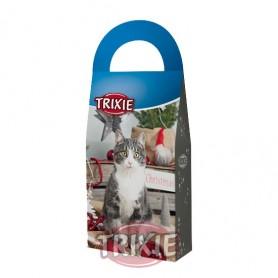 Caja regalo para gatos