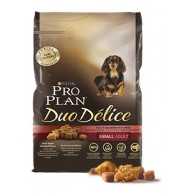 Purina Pro Plan Duo Delice Salmon & Arroz Small Adult