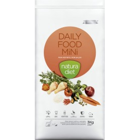 Natura Diet Daily Food Mini, pienso para perros naturales