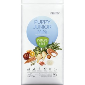 Natura Diet Puppy Junior Mini, pienso para perros naturales