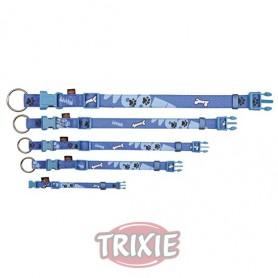 Collar para perros de Trixie Modern Art Woof