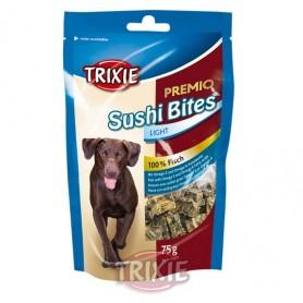 Sushi Bites Premio, Snacks para perros, golosinas suaves