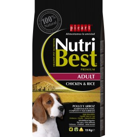 Picart NutriBest Adult, pienso para perros