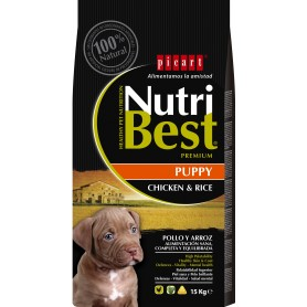 Pienso Picart NutriBest Puppy