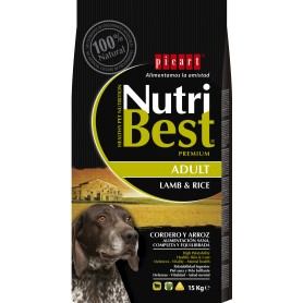 Picart NutriBest Lamb & Rice