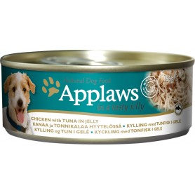Applaws Dog Jelly Pollo con atún